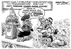 Women's Day Stand Jacob Zuma, Different Races, Political Satire, Ladies Day, Humor, Comics, Memes, Desktop, Humour