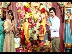 Priyanka Chopra visits Andheri Cha Raja for Ganpati Darshan | Ganesh Chaturthi 2014.
