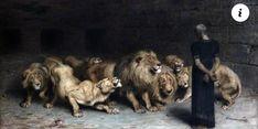 Book Of Daniel, Fear And Trembling, Lion's Den, John Macarthur, Walker Art, Biblical Art, Art Uk, Bible Stories, Faith In God
