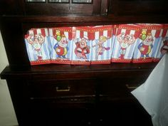 Carnival party bags