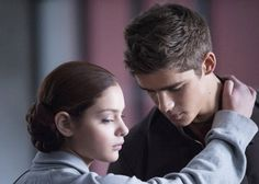 'The Giver' Photos  Titles: The Giver Names: Odeya Rush, Brenton Thwaites Characters: Fiona, Jonas,