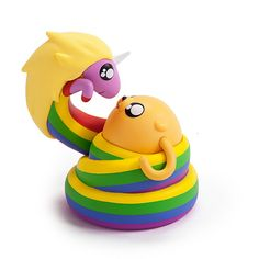 Adventure Time Lady Rainicorn Med Figure – Kidrobot