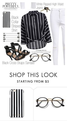 """Modern Geek"" by vanjazivadinovic ❤ liked on Polyvore featuring MICHAEL Michael Kors and modern"