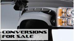 2007-2014 Chevy Pocket Fender Flare Bushwacker #40924-02. $599.99 Free Shipping!