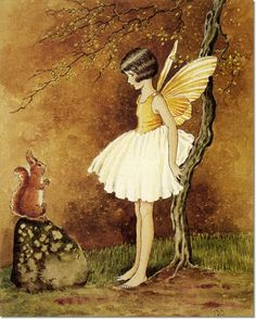 Are You a Fairy? by Ida Rentoul Outhwaite