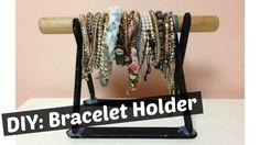 DIY: Bracelet Holder!