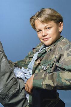 Vintage Leonardo DiCaprio Pictures