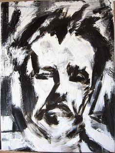 Self Portrait, Franz Kline