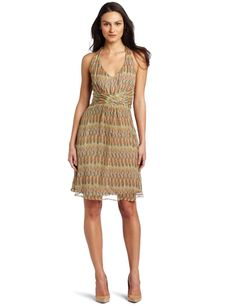 Ella Moss Women's Braid T-Strap Dress http://click-this-info.tk/EllaMoss