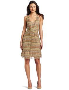 Ella Moss Women's Braid T-Strap Dress http://click-this-info.tk/EllaMoss