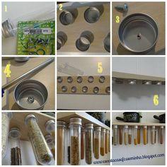 Faça você mesmo: 5 ideias de porta-temperos com materiais recicláveis