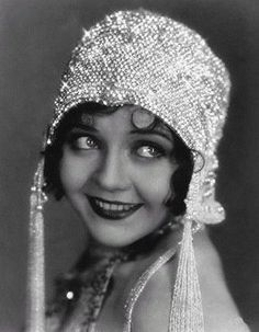 Inspirational gallery: 1920s hair styles ~ misty collins
