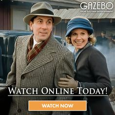 Escape the realities of today. with our brand new video on demand service, Gazebo TV! Watch all your Sullivan favourites, like Anne of Green Gables, Road To Avonlea, Wind At My Back and much more. Visit the Gazebo Tv site for more info. Road To Avonlea, Tv Watch, Video On Demand, Anne Of Green Gables, Period Dramas, Good Times, Gift Guide, Gazebo, Entertainment