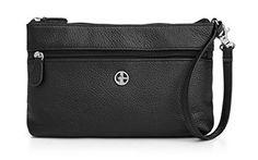 Giani Bernini Leather Softy Wristlet Clutch Purse Handbag (Black) Giani Bernini http://www.amazon.com/dp/B00VJJ2PNG/ref=cm_sw_r_pi_dp_Jpnsvb0A9EJG7