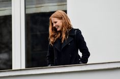 Mar 07 | Jessica Chastain Visits 'The Warsaw Zoo' In Warsaw, Poland - JCN-TheWarsawZoo 022 - Jessica Chastain Network