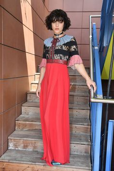 Soko Was Born to Wear Gucci, Proves It in Cannes