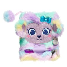 Image for Fluffy Swirl Small Notebook from Smiggle UK Unicorn Rooms, Unicorn Art, Cute Journals, Cute Notebooks, Girl With Purple Hair, Personajes Monster High, Small Notebook, Baby Doll Nursery, Plushies