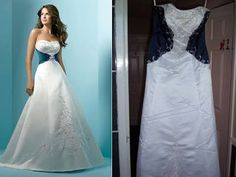 810a92c2c0 These Online Wedding Dress Fails Will Make You Wince -
