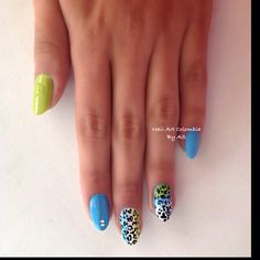 Uñas en punta Nail Art, Nails, Beauty, Fingernail Designs, Colombia, Finger Nails, Beleza, Ongles, Nail Arts