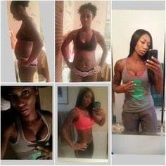 Ranada's Vi-Results!my-body-by-vi. Lose Belly Fat, Lose Fat, Weight Loss Motivation, Fitness Motivation, Celebrity Diets, Body By Vi, Fit Black Women, 90 Day Challenge, Weight Loss Before