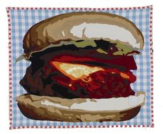How in the hell do I get my hands on a cheeseburger quilt?
