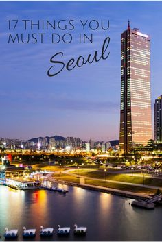If you are looking for things to to in Seoul - this article has you covered. 17 bloggers who live in this South Korean city share their most recommended restaurants, activities, and neighborhoods