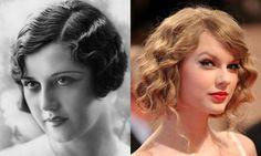 penteado anos 20 - Pesquisa Google