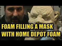 How to make a Halloween skull for less than $2.00 - YouTube