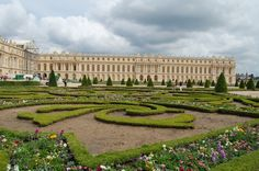 Versailles, one of my absolute favorites. #ArchitectureandDesignNerd