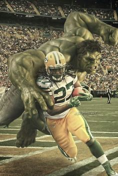 Lacy is unstoppable!!!