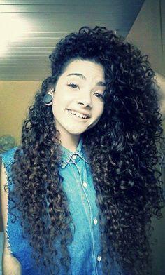 como queria meus cabelo assim