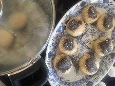 KVÁSKOVÉ PARENÉ BUCHTY - Chuť od Naty Russian Recipes, Pancakes, Muffin, Polish, Breakfast, Food, Morning Coffee, Vitreous Enamel, Essen