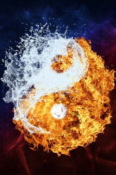 Balance of fire and water