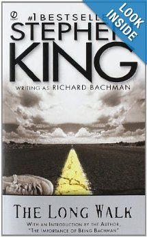 The Long Walk: Stephen King: 9780451196712: Amazon.com: Books