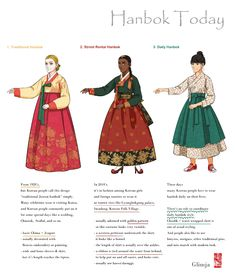 Hanbok Today by Glimja on DeviantArt Korean Traditional Dress, Traditional Fashion, Traditional Dresses, Korean Dress, Korean Outfits, Korean Fashion Trends, Asian Fashion, Formation Couture, Modern Hanbok