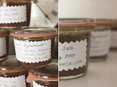 Nice jar with label