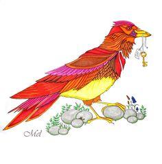 """2 dessins coloriés de : """"Forêt Enchantée"""" de Johanna Basford - Carnet de…"""