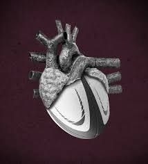 Rugby is in my heart :-)