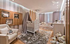 Está esperando o bebê chegar? Veja quartos decorados para se apaixonar