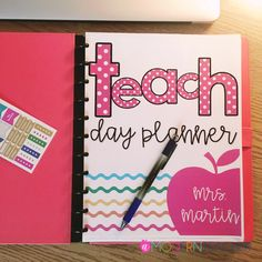 Classroom Organization and teacher organization done for you! Get all your teacher paperwork in order and ready for the new school year!