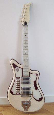 B.A.R. 20 #electric #guitar