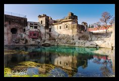 katas Raj Temple, by Syed Mehdi Bukhari