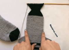 Fingerless Gloves, Arm Warmers, Donuts, Diy, Fashion, Long Scarf, Slippers Crochet, Amigurumi, Tricot