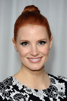 Daily Beauty Muse: Jessica Chastain