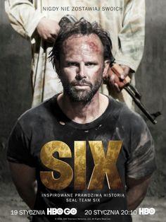 Six (2017-) miniserial