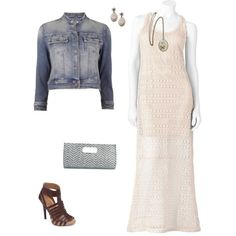 """Untitled #959"" by amy-devito-haustetter on Polyvore"