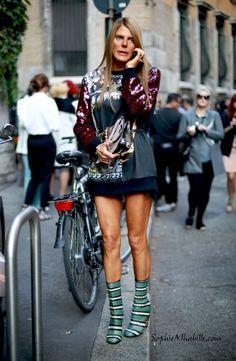 #annadellorusso #fashion #women #skirt   #pgivenchy #shirt #style #look #outfit #streetbeauty #street #women #mode #milan #moda by #sophiemhabille