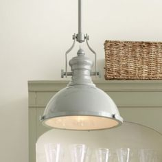 """Harriet Pendant Enamel Gloss 