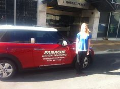 We would like to say congrats to Linda Ståhlgren Bouveng for passing her comp 22 (Driving test) in the F56 Mini Cooper! Good work see on the defensive course:) www.panachedrivertraining.com #theneworiginal #MINI #Mini #PanacheDriverTraining #F56