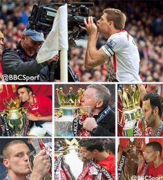 Camera's will miss you Stevie G. #LFCicon